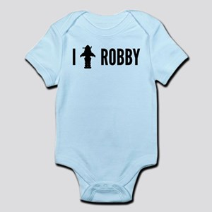 Forbidden Planet Infant Bodysuit